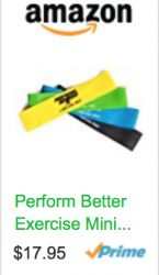 Perform Better Mini Bands